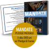 MANdate Conference DVD & Pledge Package